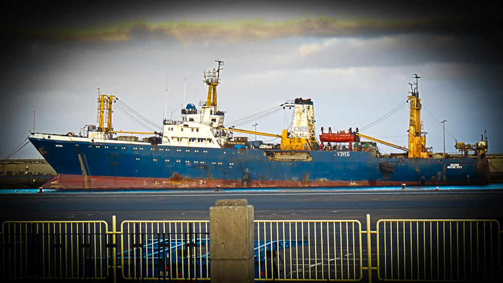 Barco de Pesca proceso SAP