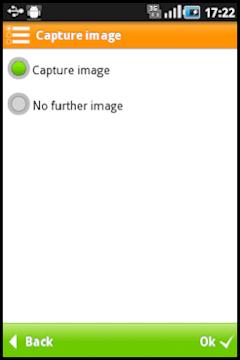 Movelet con la función captura de imágenes desde un dispositivo móvil en SAP IS-U.